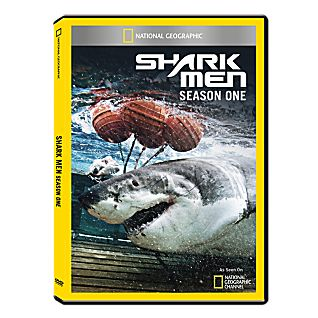 View Shark Men Season One 3-DVD-R Set image
