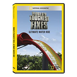 World's Toughest Fixes: Ultimate Water Ride DVD-R