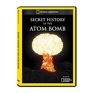 Secret History of the Atom Bomb DVD-R