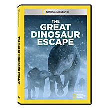The Great Dinosaur Escape DVD-R