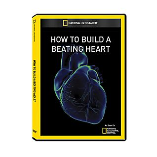 View How to Build a Beating Heart DVD-R image