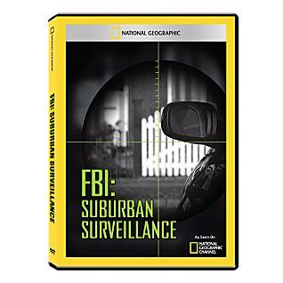 FBI: Suburban Surveillance DVD-R