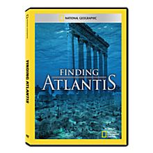 Finding Atlantis DVD-R, 2011