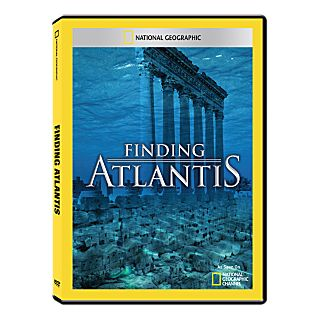 View Finding Atlantis DVD-R image