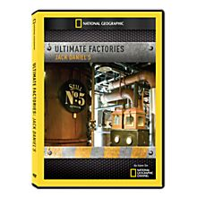 Ultimate Factories: Jack Daniels DVD-R, 2011