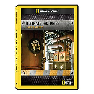 Ultimate Factories: Jack Daniels DVD-R