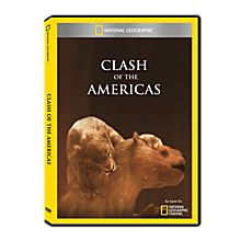 Clash of the Americas DVD-R