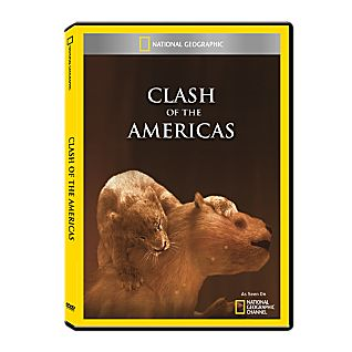 View Clash of the Americas DVD-R image