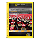 Ultimate Factories: Coca-Cola DVD-R