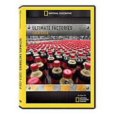 Ultimate Factories: Coca-Cola DVD-R, 2011