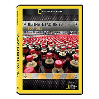 View Ultimate Factories: Coca-Cola DVD-R image