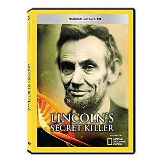 View Lincoln's Secret Killer DVD-R image