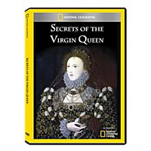 Secrets of the Virgin Queen DVD-R