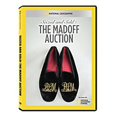 Seized and Sold: The Madoff Auction DVD-R, 2011