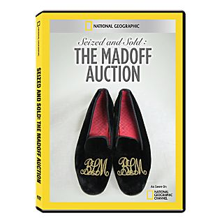 Seized and Sold: The Madoff Auction DVD-R