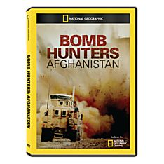 Bomb Hunters: Afghanistan DVD-R