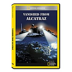 Vanished from Alcatraz DVD-R, 2011