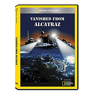Vanished from Alcatraz DVD-R