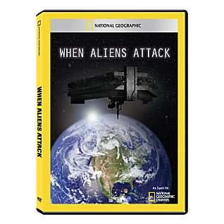 View When Aliens Attack DVD-R image