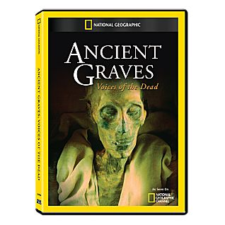 View Ancient Graves: Voices of the Dead DVD-R image