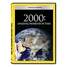 2000: Amazing Moments In Time DVD-R