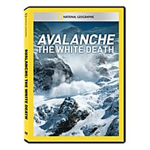 Avalanche: The White Death DVD-R