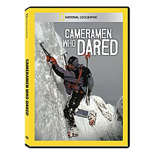 Cameramen Who Dared DVD-R