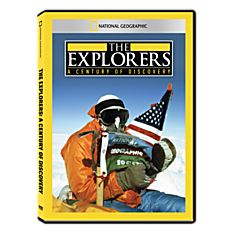 The Explorers: A Century Of Discovery DVD-R