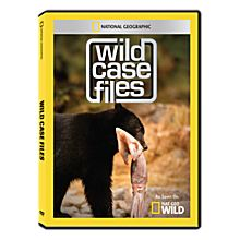 Wild Case Files DVD-R