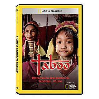 View Taboo: Season 7 DVD-R Set image