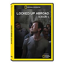 Locked Up Abroad Season Five DVD-R Set