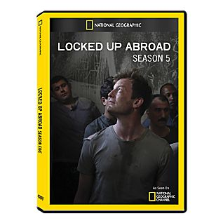 View Locked Up Abroad Season Five DVD-R Set image