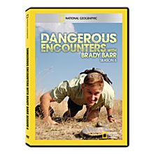 Dangerous Encounters with Brady Barr: Season 6 DVD-R Set