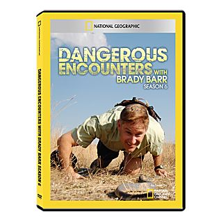 View Dangerous Encounters with Brady Barr: Season 6 DVD-R Set image