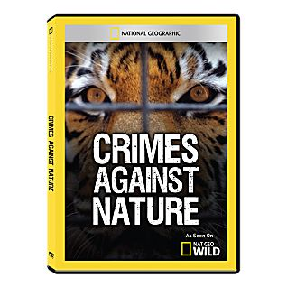 Crimes Against Nature DVD-R