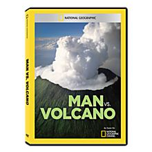 Man Vs. Volcano DVD-R, 2011