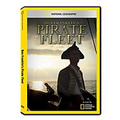 Ben Franklin's Pirate Fleet DVD-R