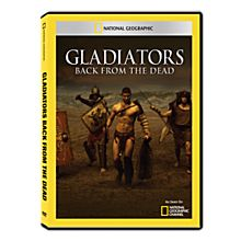Gladiators Back from the Dead DVD-R