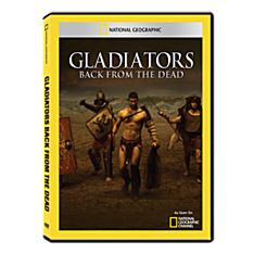 Gladiators Back from the Dead DVD-R, 2011