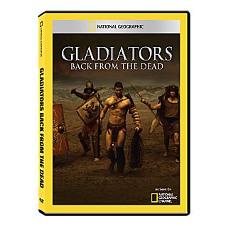 View Gladiators Back from the Dead DVD-R image