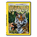 Tiger Man of Africa DVD-R