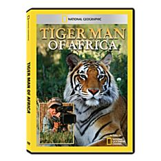 Tiger Man of Africa DVD-R, 2011