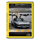 Ultimate Factories: Mercedes Benz DVD-R