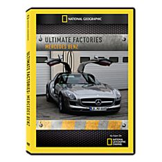 Ultimate Factories: Mercedes Benz DVD-R, 2011
