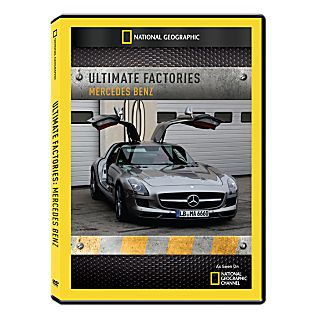 View Ultimate Factories: Mercedes Benz DVD-R image