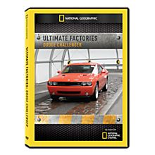 Ultimate Factories: Dodge Challenger DVD-R