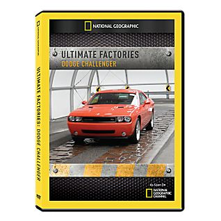 View Ultimate Factories: Dodge Challenger DVD-R image