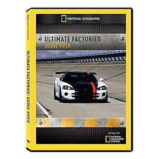 Ultimate Factories: Dodge Viper DVD-R
