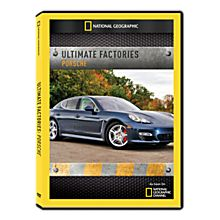 Ultimate Factories: Porsche DVD-R