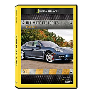 View Ultimate Factories: Porsche DVD-R image
